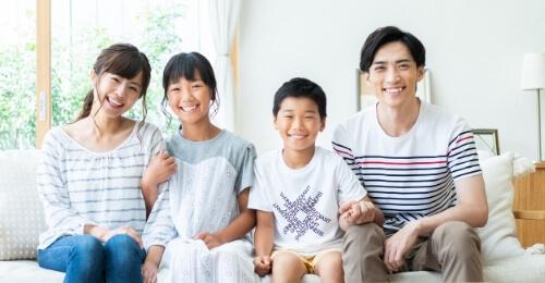 東北電力エリアの4〜5人世帯の場合