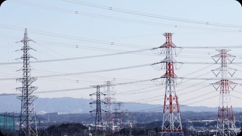 これまでと同じ送配電網を使用するため電気の品質や停電リスクは変わりません