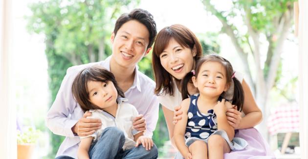 四国電力エリアの4〜5人世帯の場合
